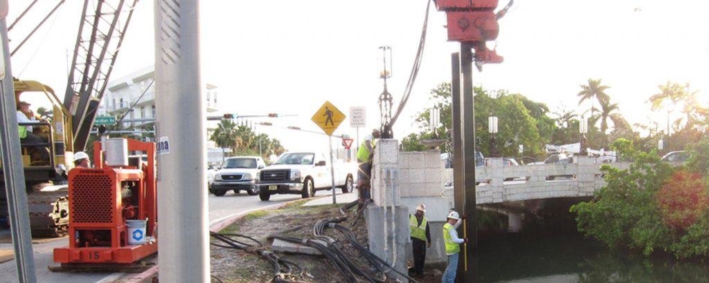 Dade Blvd./Collins Canal, Miami Beach, Florida