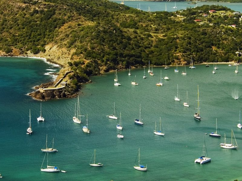 Carr's Bay Port