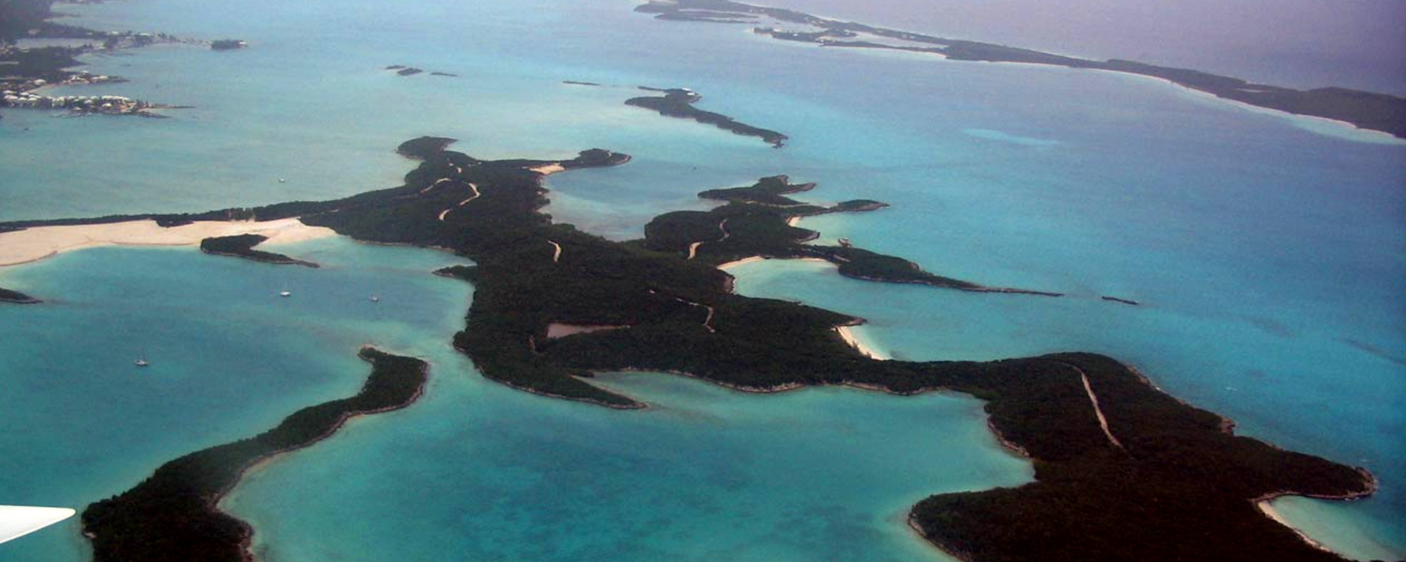 Crab Cay Development, Great Exuma, Bahamas
