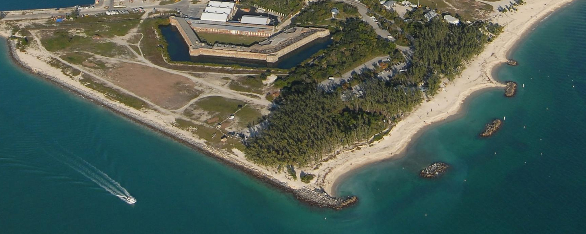 Fort Zachary Taylor Beach Nourishment