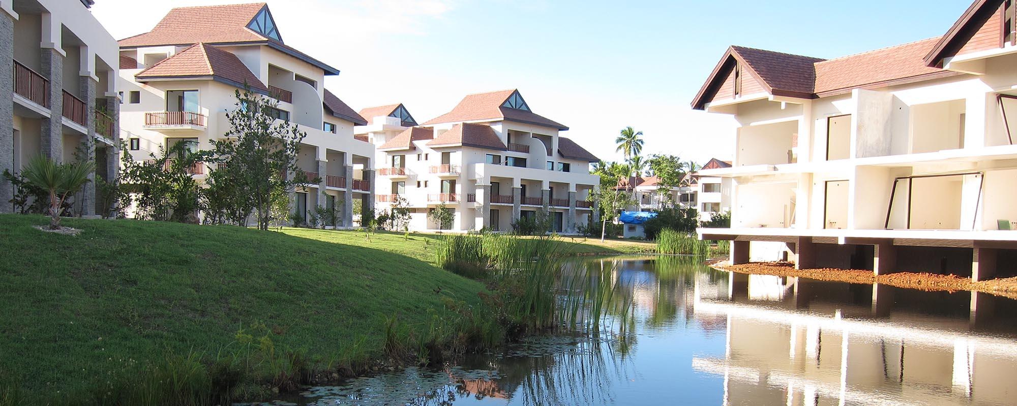 El Portillo Lagoon Design