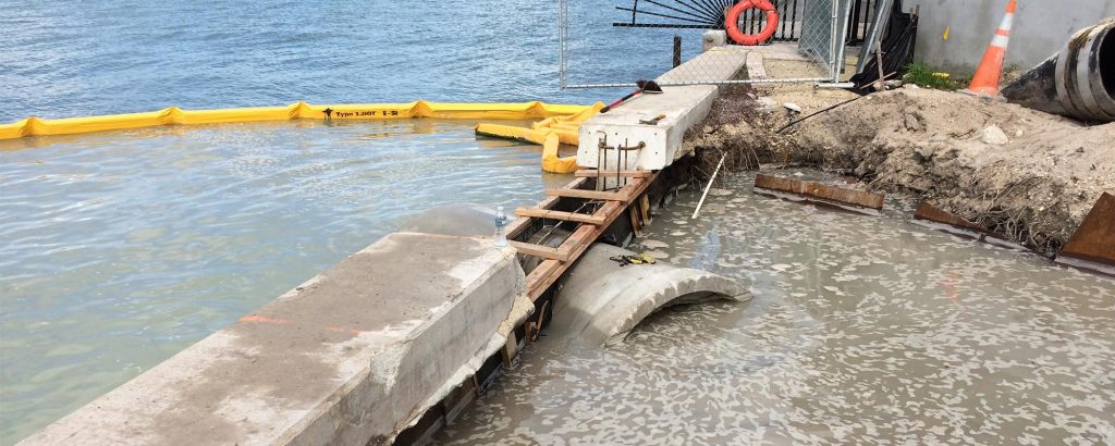 14th Street Seawall and Outfall Improvements