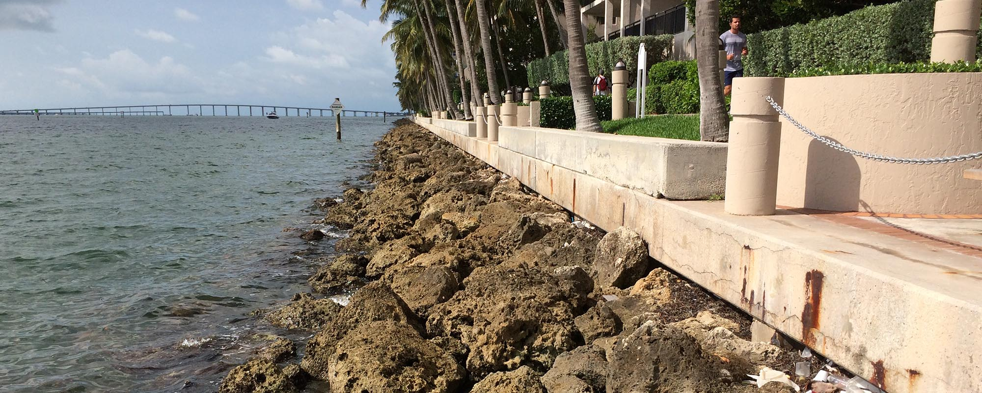 Brickell Key Island Coastal Resiliency Study