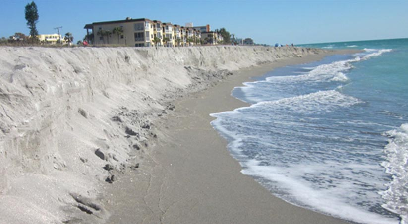 Coastal Erosion: Hurricane Dorian and Extreme Storms