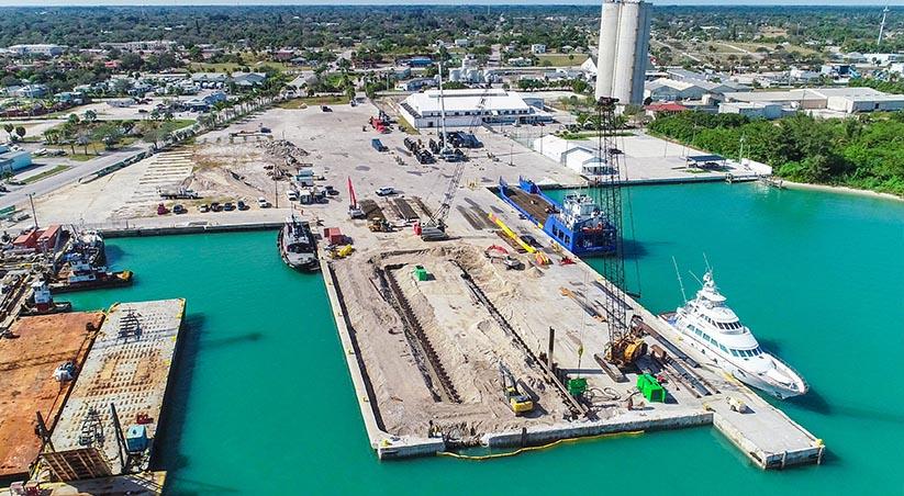 Cummins Cederberg Leads Engineering Design for World's Largest Mobile Boat Lift