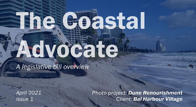 The Coastal Advocate Issue #1