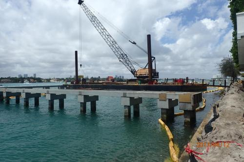 marina construction
