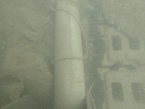 underwater scour