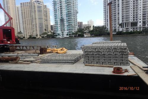 concrete mats